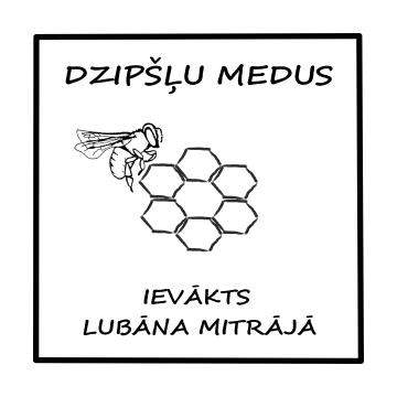 Dzipslu_medus