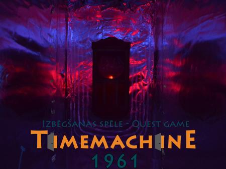 Izbēgšanas spēle Timemachine 1961_450