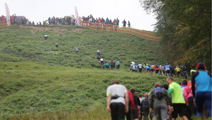 Stirnubuks.lv - Latvijas taku skriešanas vēsture ar Siguldas kalnu maratonu