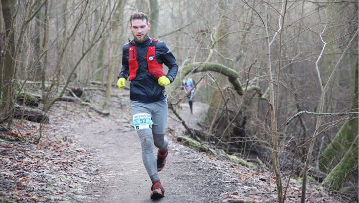 """Ainārs Kumpiņš Gēteborgas trīsdienu taku ultrā """"Sandsjöbacka Trail"""", 164 kilometru sacīkstēs ar 3400 augstuma metriem izcīna otro vietu"""