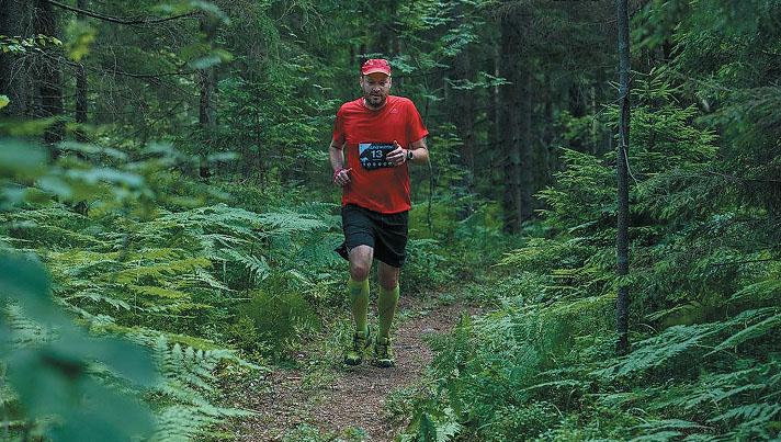 Skrienot Vilkaču maratonu