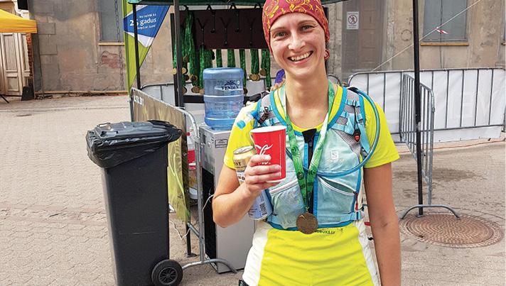 Stirnubuks.lv - Atgriešanās ultramaratona pasaulē