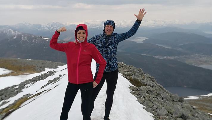 Norvēģijas kalnos