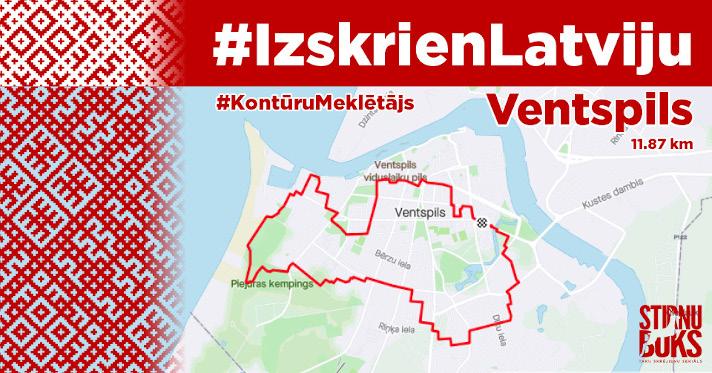 712_LV Kontūras I Ventspils
