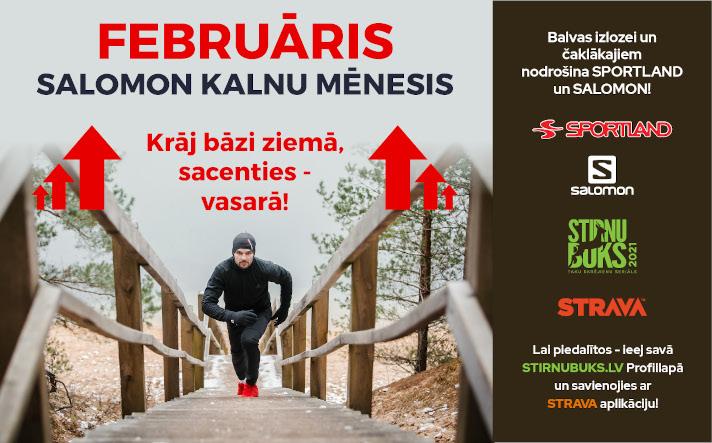 Stirnubuks.lv - Februāris – Salomon kalnu mēnesis