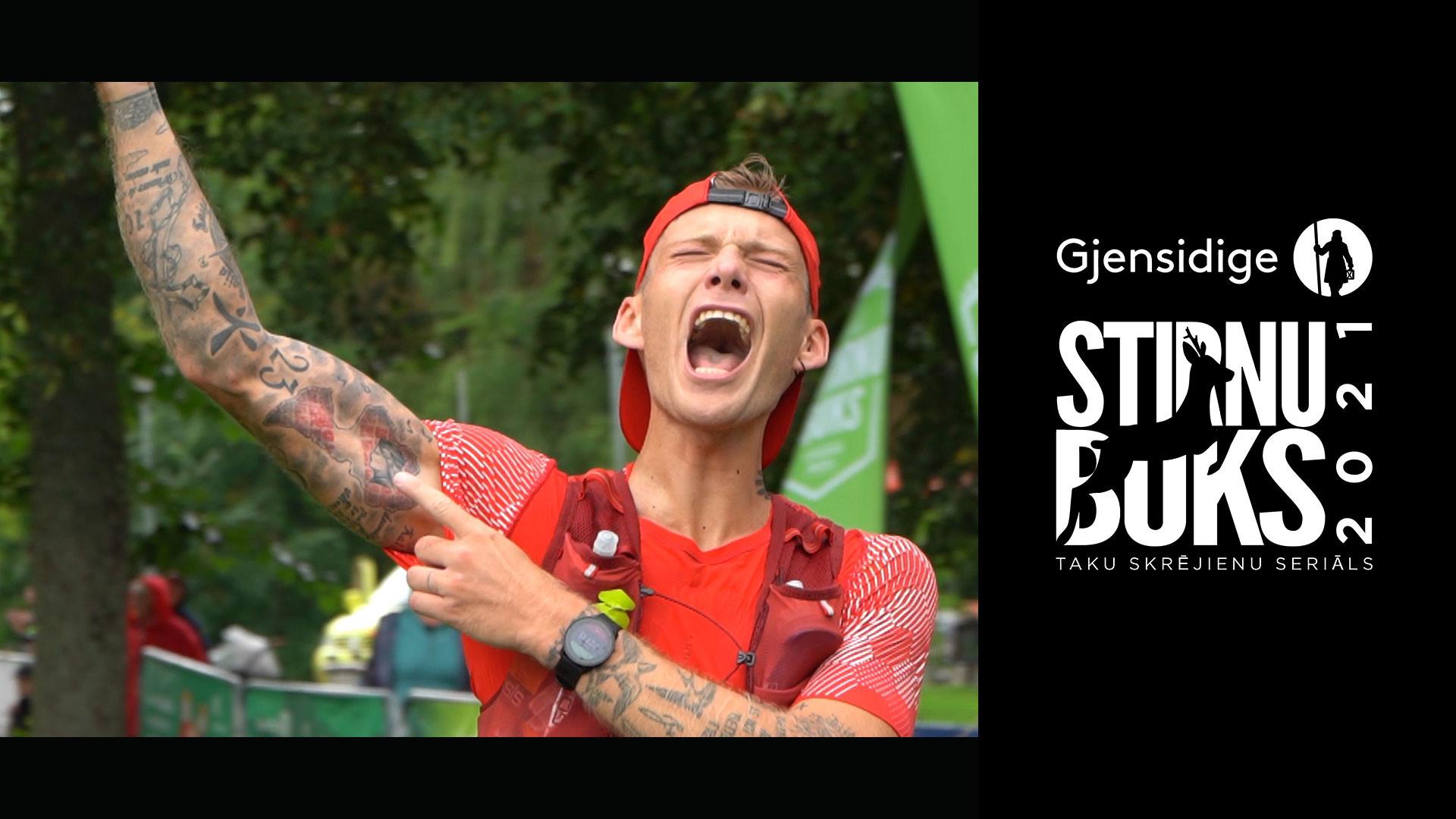 Stirnubuks.lv - Taku skrējēji Limanāne un Kalniņš triumfē Latvijas čempionātā