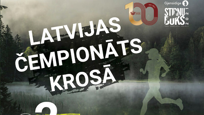 Stirnubuks.lv - Latvijas čempionātā krosā medaļas izcīnīs Ogrē un Cēsu novadā